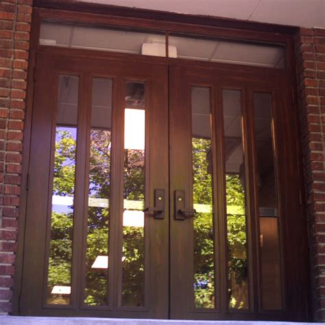 Commercial Exterior Doors Commercial Exterior Wood Doors Marceladick