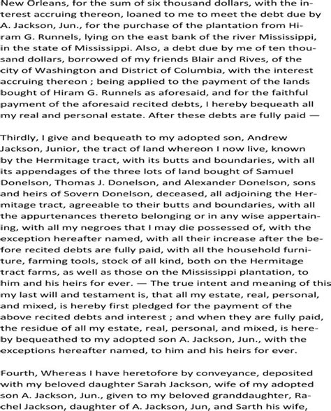 Download South Carolina Last Will And Testament Sle For Free Page 2 Formtemplate South Carolina Will Template