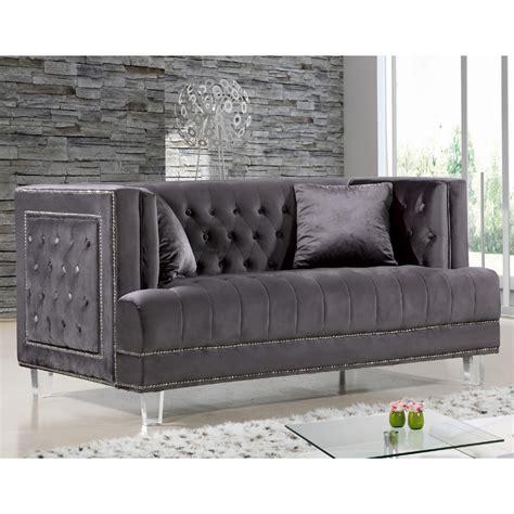 tufted sofa with nailhead trim tufted nailhead sofa nailhead trim tufted sofa neiman