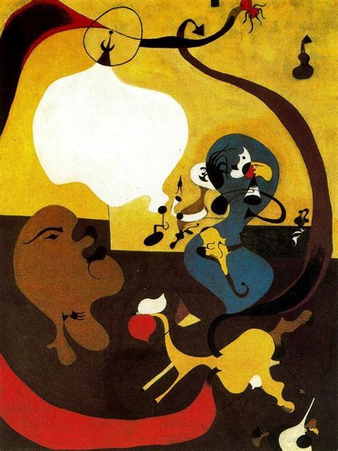 imagenes surrealistas de joan miro mir 243 pintor e escultor surrealista espanhol e suas obras