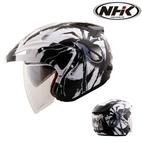 Helm Nhk Predator Wolf helm nhk predator tarantula 2visor pabrikhelm jual helm murah