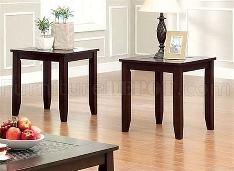 mission style end table dark cherry cherry finish mission style sofa table 219 coffee tables