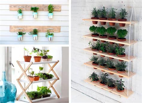 organizzare le erbe aromatiche in casa 20 idee cui