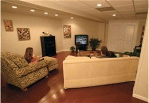 inexpensive basement flooring options concrete floor