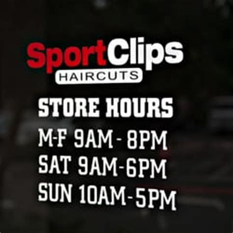 Haircuts Hours Of Operation | sport clips haircuts men s hair salons carlsbad ca yelp