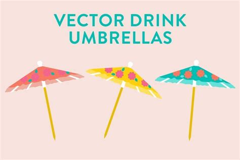 umbrella drink svg sketches pics of beach umbrellas 187 designtube creative