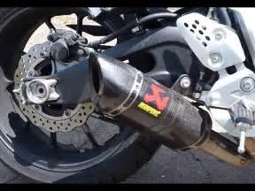 Akrapovic Exhaust System Carbon Yamaha Mt 07 Yamaha Mt 07 Exhaust Akrapovic Carbon Ride By Sets