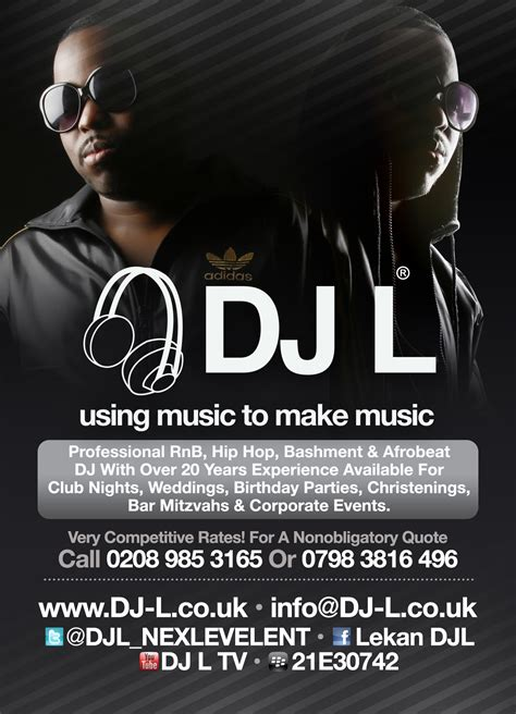 dj ls official website rnb hip hop dj hire london