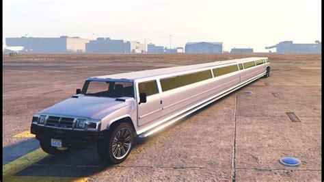 Limo Limousine by Gta 5 Limousine Mod