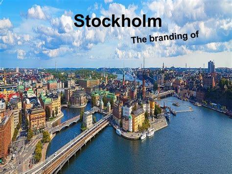 Sweden Phone Lookup City Branding The Of Stockholm Sweden