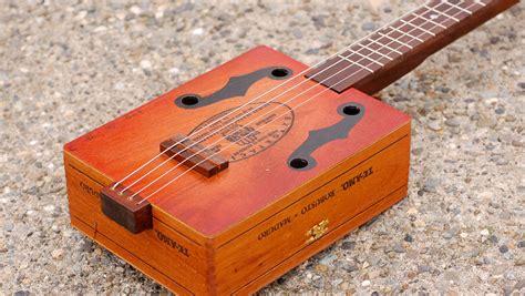 building a guitar build a cigar box guitar plans best wood idea