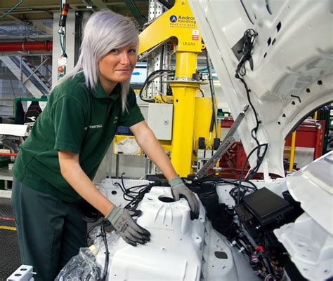 Production Worker by Jaguar Land Rover Questions