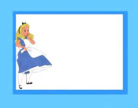 alice in wonderland party printables free