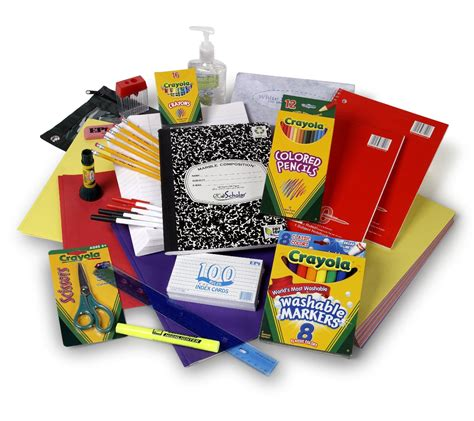 School Supply Giveaway - school supply bundle flash giveaway