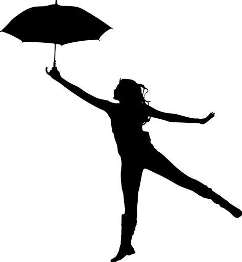 free clipart silhouette umbrella silhouette clip 101 clip