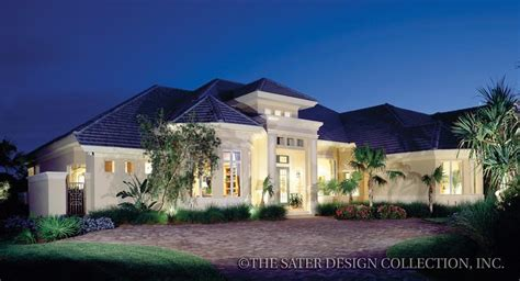 Grand House by House Plan St Regis Grand Sater Design Collection