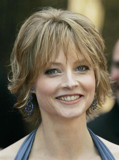 zero degree haircut pictures hairstyle gallery jodie foster pictures and photos fandango