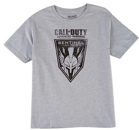 T Shirt Kaos Call Of Duty Sentinel Task 0903 Dear Aysha Call Of Duty Advanced Warfare Sentinel Task Graphic