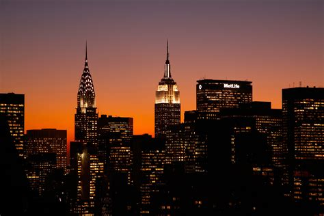 chrysler building empire state building chrysler building empire state building towers of the