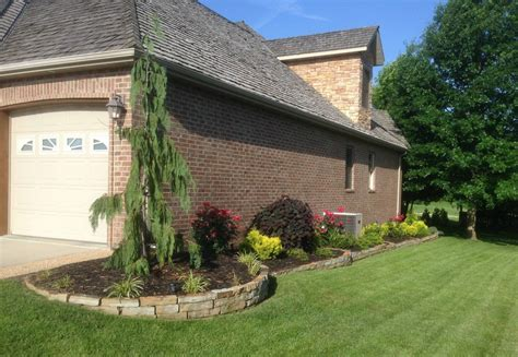 Landscaping Gallery Creation Lawn And Landscape Landscaping Springfield Mo