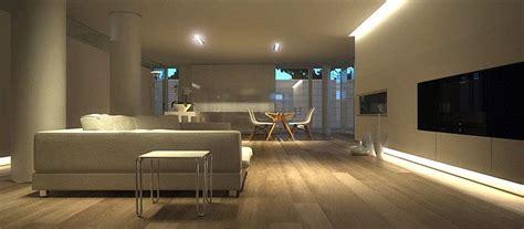 illuminazione d interni a led come illuminare un salotto con la luce a led