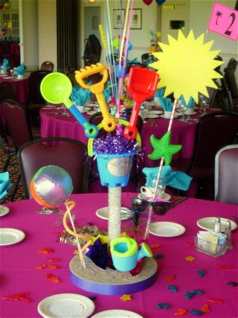 117 best beach swim theme bat mitzvah images on pinterest