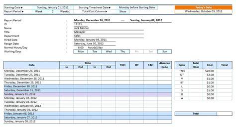 Template Office Timesheet Template Open Office Timesheet Template