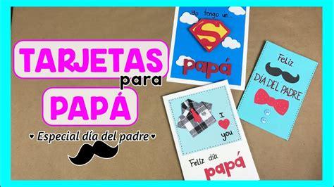 Tarjetas Par Papa Apexwallpaperscom   tarjetas para pap 193 f 193 ciles de hacer especial d 237 a del