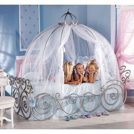 cinderella coach bed 1000 ideas about princess beds on pinterest castle bed