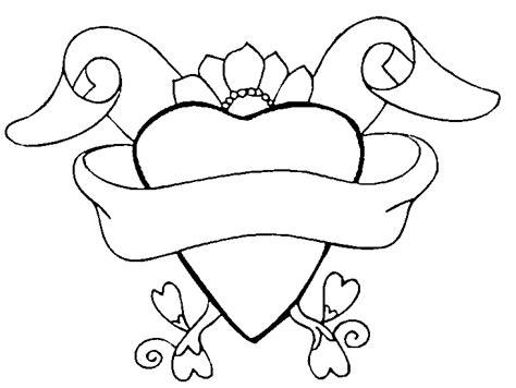 imagenes para colorear y escribir el nombre corazon con texto para escribir