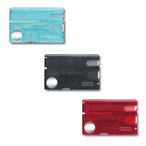 swiss card victorinox swisscard nailcare 12 feature swiss army card
