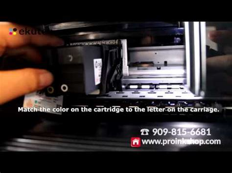 resetting hp officejet pro 8500a how to fix inksystem failure for hp 8600 8610 8620 8