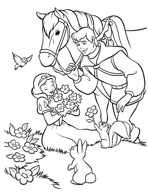 snow white coloring pages free printable snow white coloring pages best coloring pages for kids