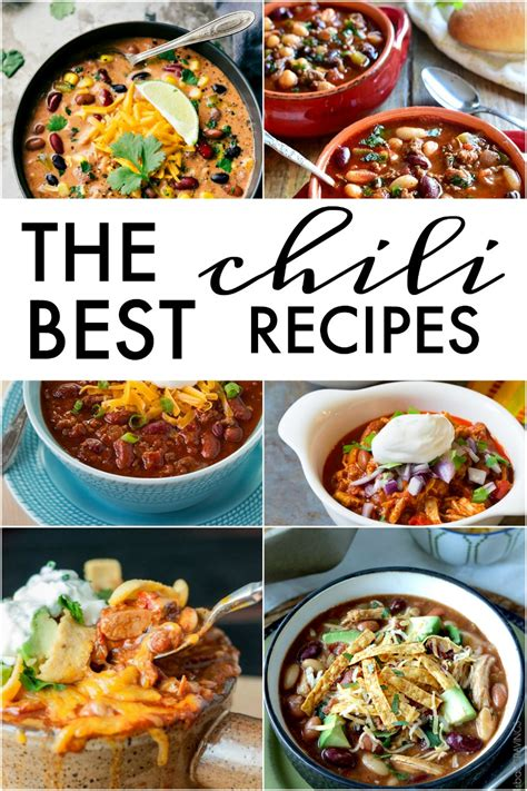 best chili recipes best chili recipes reasons to skip the housework