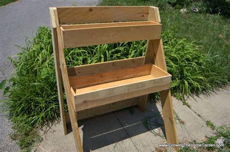 outstanding diy garden planter boxes gardening ideas