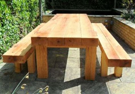 timber patio furniture handmade designer furniture and solid timber outdoor tables