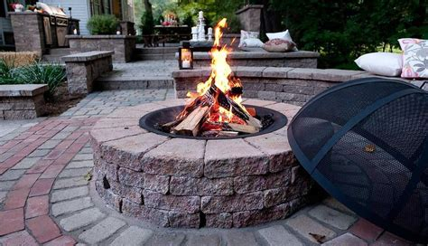 Pre Made Outdoor Fireplace by Pre Made Outdoor Pits