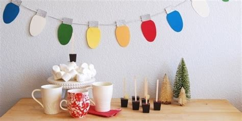 christmas decorating ideas you can create without a tree