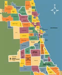 Map Of Neighborhoods In Chicago by Chicago Neighborhoods
