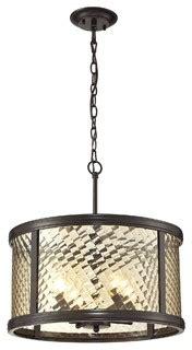 elk 31451 3 chandler oil rubbed bronze home ceiling elk lighting 31452 4 chandler pendant light contemporary