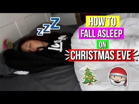 fall asleep  christmas eve  brooke elaine youtube
