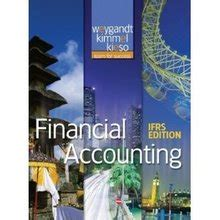 Financial Accounting Theory 8th Edition financial accounting ifrs edition weygandt kimmel kieso