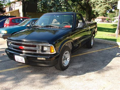 1996 chevrolet s10 ironman 321 1996 chevrolet s10 regular cabshort bed specs