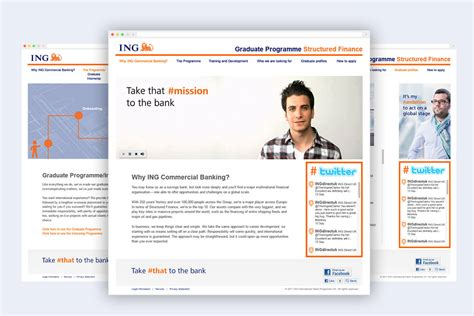 ing direct graduate marketing caign ing direct