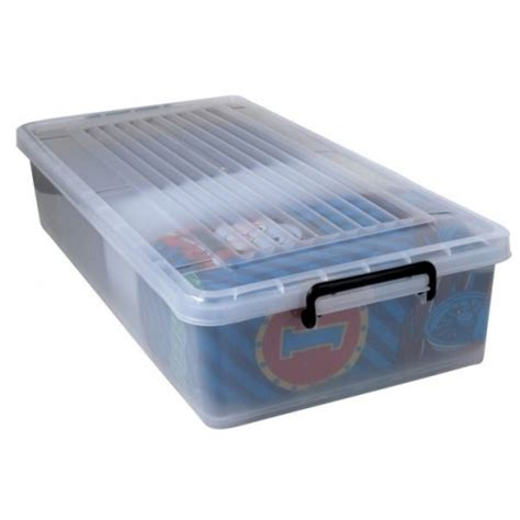 under bed storage box extra large underbed storage containers bing images