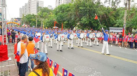 taiwan s day taiwan land marching band invited to participate