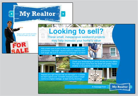 Click2mail Templates Real Estate Mailer Templates