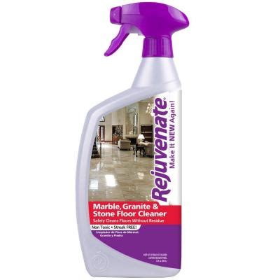 rejuvenate 32 oz marble granite and floor cleaner