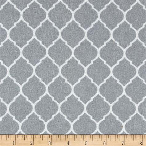 trellis fabric flannel trellis stone discount designer fabric fabric com