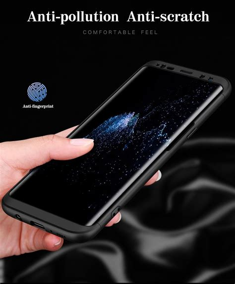 Anti Samsung S8 S8 S8 Plus S7 Edge Note 8 Anticrack shockproof hybrid 360 176 protective cover for samsung galaxy s7 edge s8 ebay